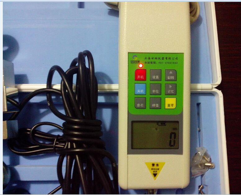 室外用5KN多单位切换推拉力计-测反方向力值