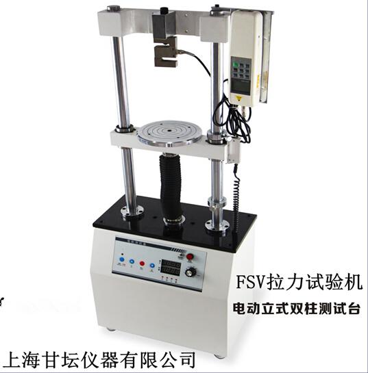 台式推拉力计FDV-5K_软铁丝用自动拉力试验机