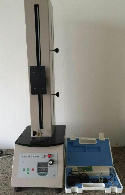 高精度数显测力仪5N6N7N8N10牛 带机台