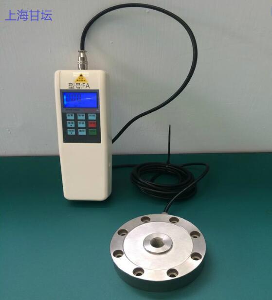 30t电子测力计-钢丝绳用300kn数字显示拉力仪