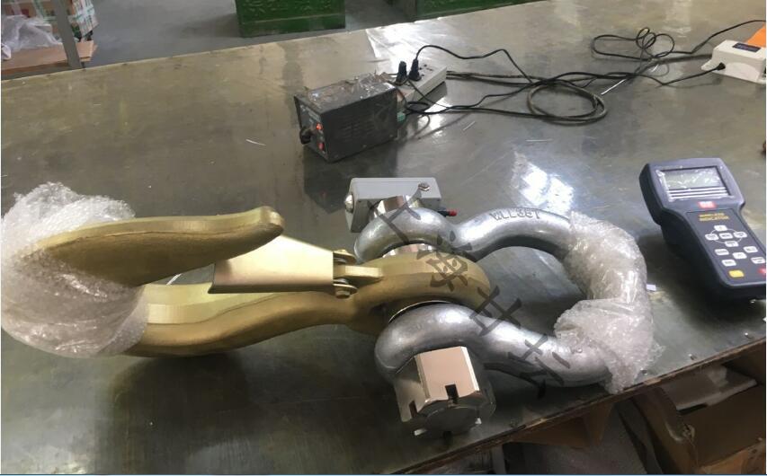 吊钩式无线测力计5-50t现货供应.桩基拉力测试仪器